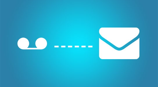 voicemail-to-email